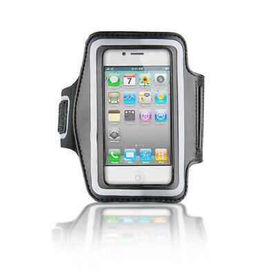 Naztech Sport Armband Cell Phone Holder For Jogging/Cycling/Running-iPhone 3/4/5