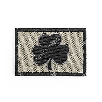 Subdued Irish Militray Tactical Morale Embroidered Patch #b Usa