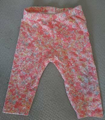 Girls' Clothing (newborn-5t) Baby & Toddler Clothing Babygap Girls Monster Leggings In Size 3-6 Months In Many Styles