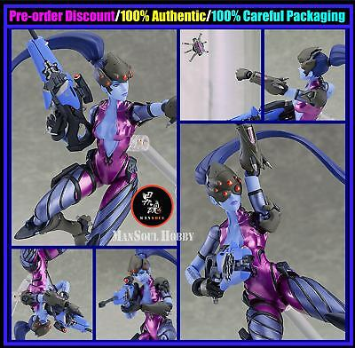 New 2018 Good Smile Company figma Overwatch Widowmaker Action Figure