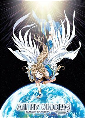 Ah My Goddness Belldandy Licensed Anime Fabric Poster GE-77577