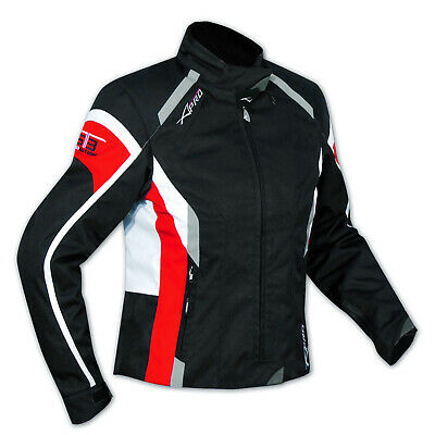 GIACCA MOTO DONNA Impermeabile 4 Stagioni Scooter Sport