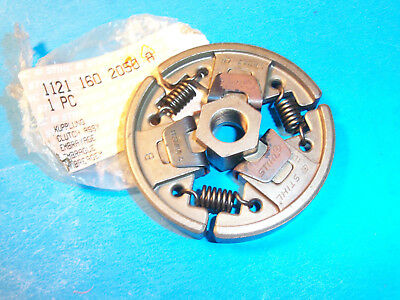 New Stihl Clutch Assy 11211602050 Oem Free Shipping