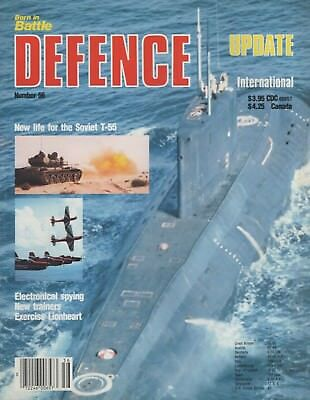 "Born in Battle-DEFENCE UPDATE INTERNATIONAL # Issue No. 56 ""Exercise Lionheart"""