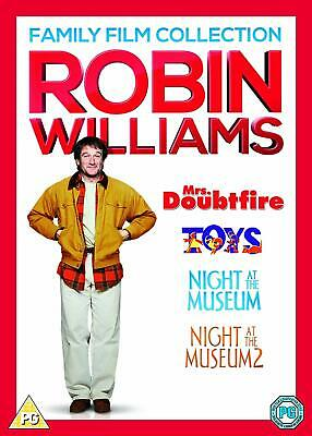 Robin Williams Collection [2014] (DVD)