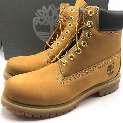 Timberland 6 Inch Premium Waterproof Boots Wheat Men's Shoes TB0 10061-713