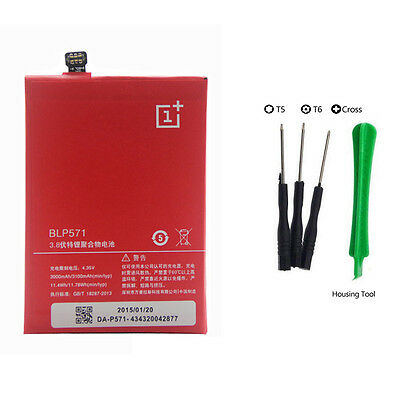 Replacement Original Battery 3100mAh BLP571 with tools For ONEPLUS ONE 1+ A0001