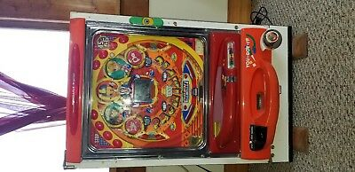 Unique Colorful Vintage Pachinko Machine (pachimpic)