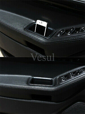 For Ford Explorer 2011-2015 Door Side Storage Box Handle Armrest Phone Container
