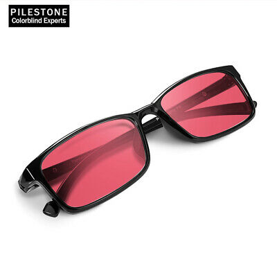 Pilestone Colour Blind Glasses GM-2 Red Green Colour Blind Strong Protan (Reds)