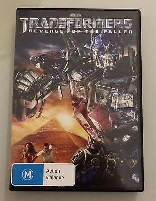 Transformers: Revenge Of The Fallen DVD Free Postage