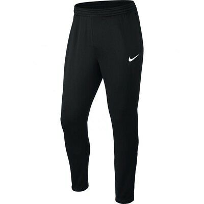 Nike Boys Kids Training Pants Bottoms Sports Tracksuit Junior Trouser Black