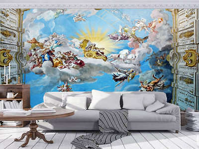 Many Promising Fish 3D Full Wall Mural Photo Wallpaper Printing Home Kids Decor