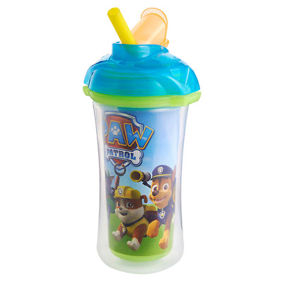 PAW Patrol Click Lock 9oz Insulated Straw Cup by Munchkin