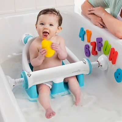Summer Infant Baby Bath Seat, Super Safety Toddler Chair, Non-Slip Comfort Ring