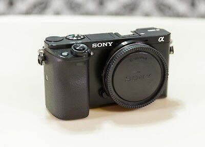 Sony Alpha a6000 Mirrorless Digitial Camera 24.3MP (Body Only) - Black