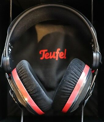 Teufel Aureol Real Hifi Kopfhörer original Over-Ear schwarz - Excellenter Sound