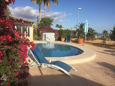 Disabled Friendly Villa  - Spain - Private Adapted Accommodation - Pool - Views!