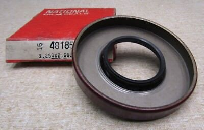 "Federal Mogul National Oil Seal 481859 1.25"" X 2.686"" X .375"""
