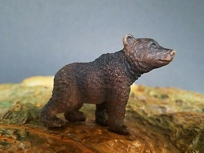 schleich bear cub 1995 grizzly rare vintage 2003