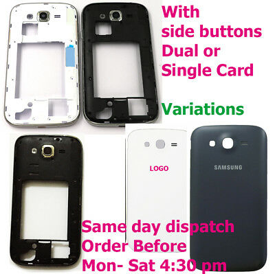 Samsung Galaxy grand neo I9060 I9060I Neo Plus Middle Frame + Battery back cover