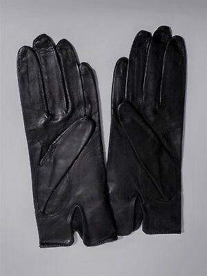 Lambskin Madova Gloves Vintage Brand New Nappa Aniline Silk lined piquet