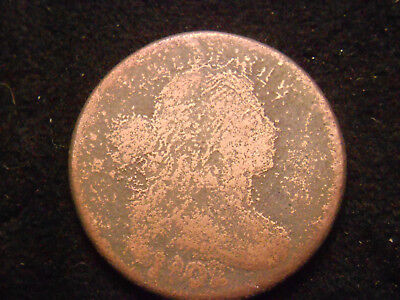 1802 Draped Bust 1 Cent Penny Free Shipping