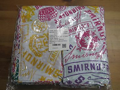 Smirnoff Vodka LGBT Love Comes In Many Colors Bandana! Brand New! Lot of 24!