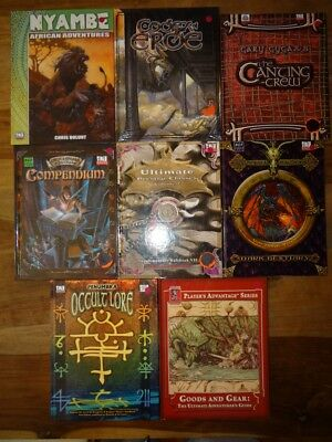 Different Modules NEW unused Condition (D&D 3rd Edition, d20 System)