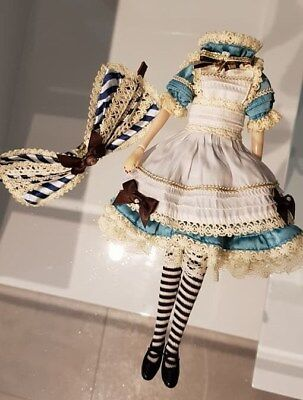 Pullip Stockoutfit Classical Alice im Wunderland