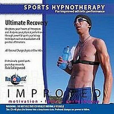 Ultimate Recovery CD -  Hypnosis To Speed Up Recovery From Sports Injuries