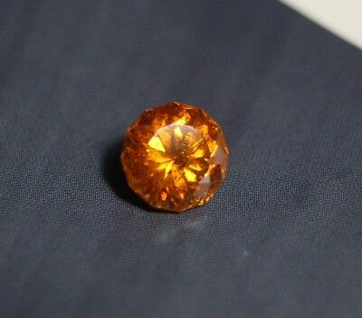 1.87ct Sphalerite - Custom cut Clean Beautiful Round