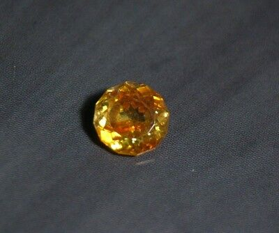 1.96ct Sphalerite - Custom cut Clean Beautiful Round