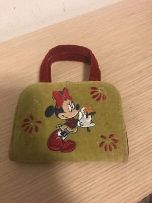 Borsello Borsellino Portamonete Minnie Disney Store Originale