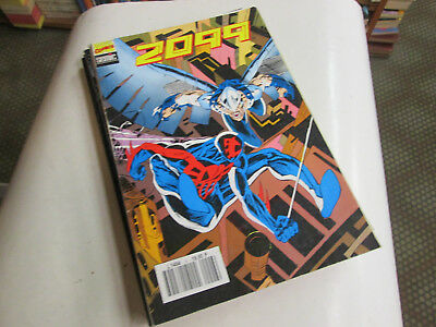 2099.. 6 ..marvel Comics Semic ..tbe