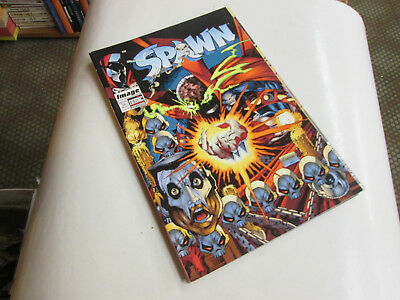 Spawn 6 . Semic 1996 ...tbe