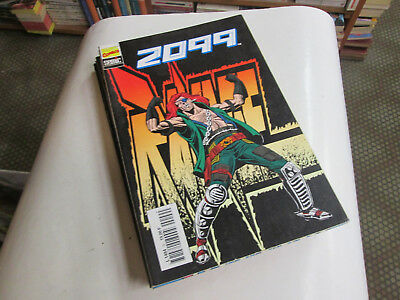 2099.. 9 ..marvel Comics Semic ..tbe