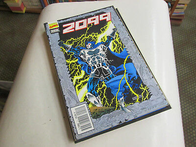 2099.. 2 ..marvel Comics Semic ..tbe