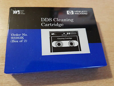 DDS Cleaning Cartridge DAT Reinigungsband HP