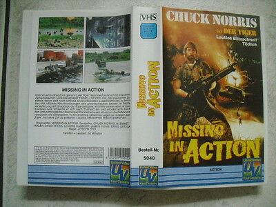 VHS Missing in Action