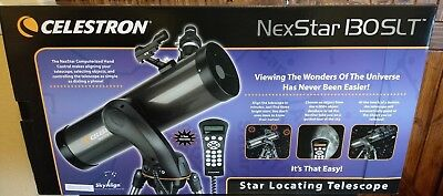 Celestron NexStar 130 SLT Computerized Telescope BRAND NEW!!