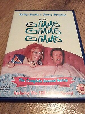 Gimme Gimme Gimme DVD The Complete Second Series
