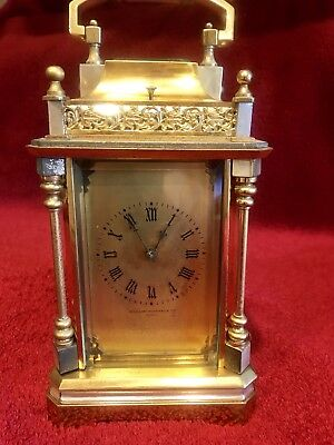 Large Bigelow Kennard & Co. Boston French Repeating clock
