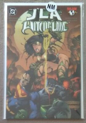 JLA/Witchblade #1 One-Shot - DC/Top Cow/Image Comics