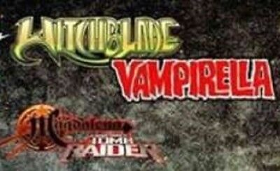 Witchblade, Vampirella, Magdalena & Tomb Raider - Multiple Listings Select Issue