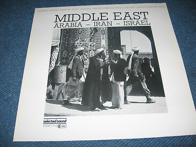 LP - Middle East - Arabia - Iran - Israel / selected Sound