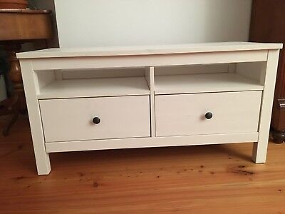 Hemnes Tv Kast.Hemnes Tv Bank Ikea Hemnes Tv Bench Assembly