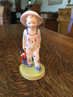 Vintage Rare Royal Doulton Figurine HN 1979 Excellent 1945