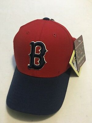 97c84258775 U2 New AMERICAN NEEDLE Cooperstown Boston Red Sox Fitted Hat Cap Size 6 7 8