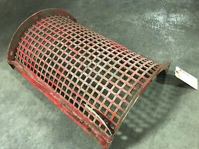 """Gehl Square Holed Screen for CB1060 Forage harvester #800261 3/4"""" Holes"""